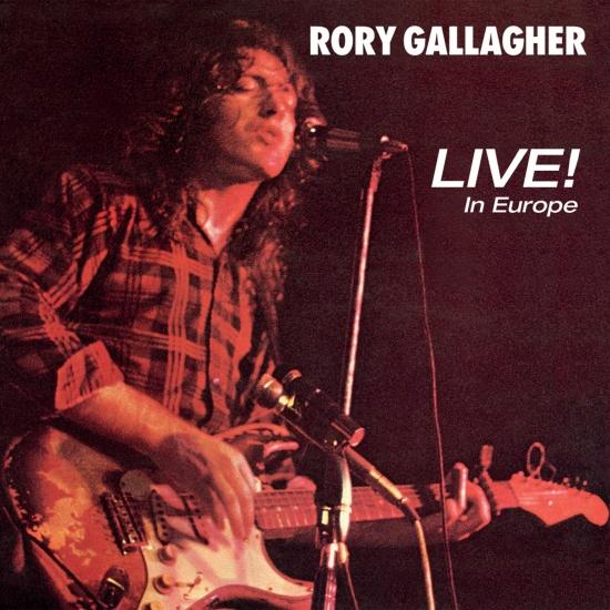 Cover Live! In Europe (Remastered)