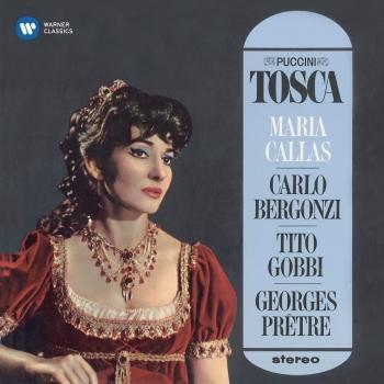 Cover Puccini: Tosca (1964 - Prêtre) - Callas Remastered