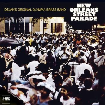 Cover New Orleans Street Parade (Remastered)
