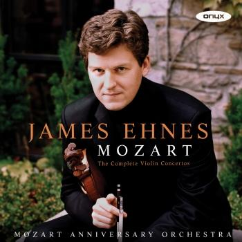 Cover Mozart: The Complete Violin Concerto