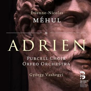 Cover Étienne-Nicolas Méhul: Adrien
