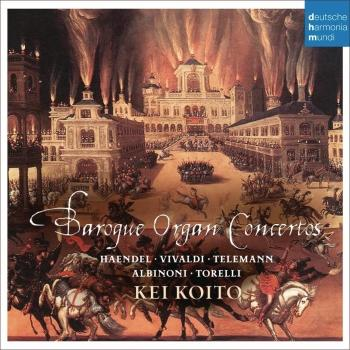 Cover Baroque Organ Concertos