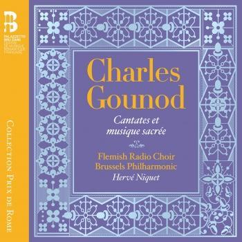 Cover Gounod: Cantates et musique sacrée