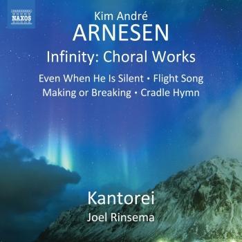 Cover Kim André Arnesen: Infinity