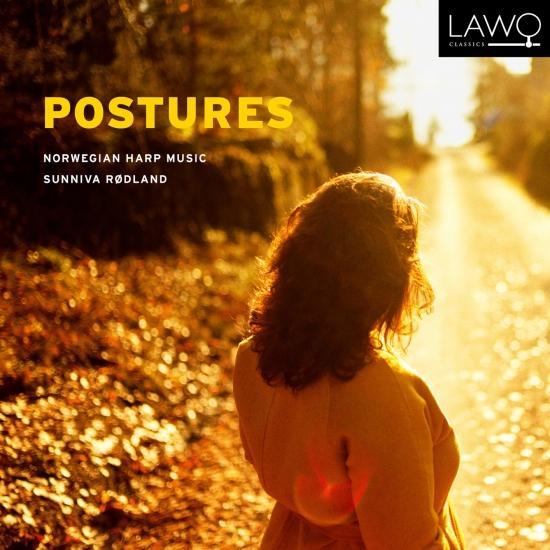 Cover Postures: Norwegian Harp Music