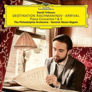 Cover Destination Rachmaninov: Arrival