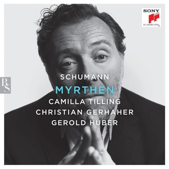 Cover Schumann: Myrthen