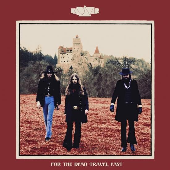 Cover For the Dead Travel Fast