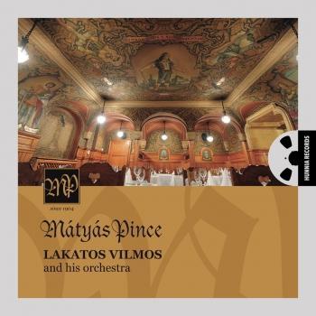 Cover Mátyás Pince