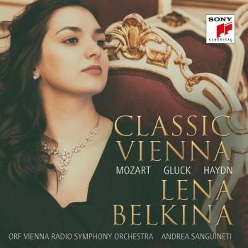 Cover Classic Vienna: Mozart - Gluck - Haydn
