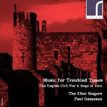 Cover Music for Troubled Times The Civil War and Siege of York
