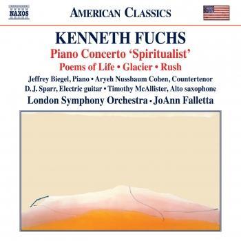 Cover Fuchs: Piano Concerto 'Spiritualist'
