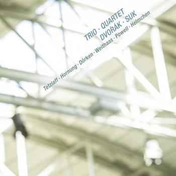 Cover Dvorak & Suk: Trio & Quartet