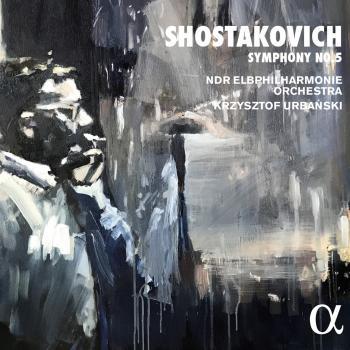 Cover Shostakovich: Symphony No. 5 in D Minor, Op. 47