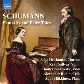 Cover Schumann: Fantasies & Fairy Tales