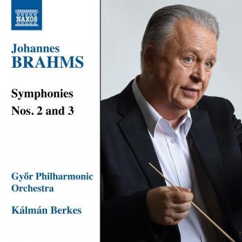 Cover Brahms: Symphonies Nos. 2 & 3