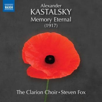 Cover Kastalsky: Memory Eternal