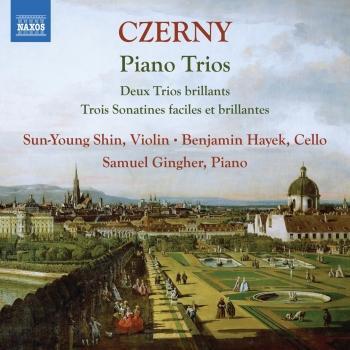 Cover Czerny: Piano Trios