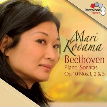 Cover Beethoven: Piano Sonatas Op 10, No 1, 2 & 3