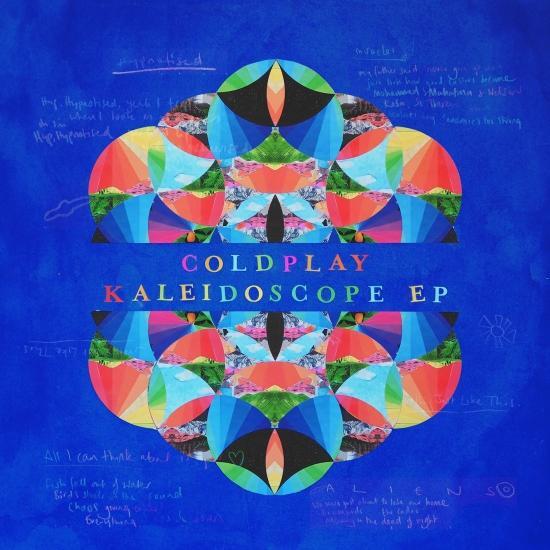 Cover Kaleidoscope EP