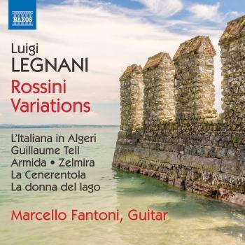 Cover Legnani: Rossini Variations