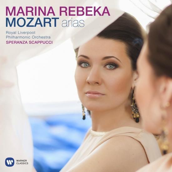 Cover Mozart: Opera Arias