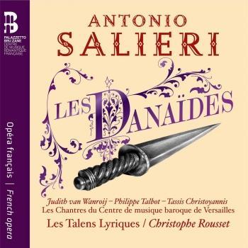 Cover Salieri: Les Danaïdes