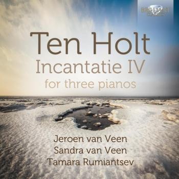 Cover Ten Holt Incantatie IV for Three Pianos