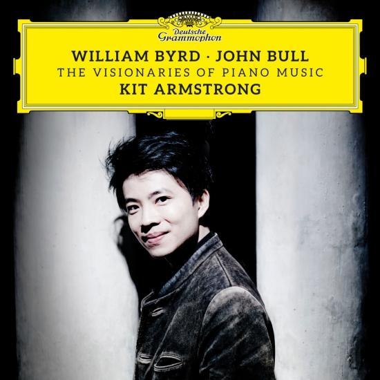 Cover William Byrd & John Bull: The Visionaries of Piano Music