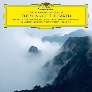 Cover Mahler & Ye: The Song of the Earth