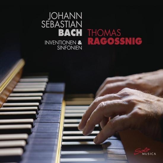 Cover Bach: Inventionen und Sinfonien, BWV 772-801