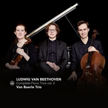 Cover Complete Piano Trios Vol. 2