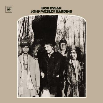 Cover John Wesley Harding (Remastered)