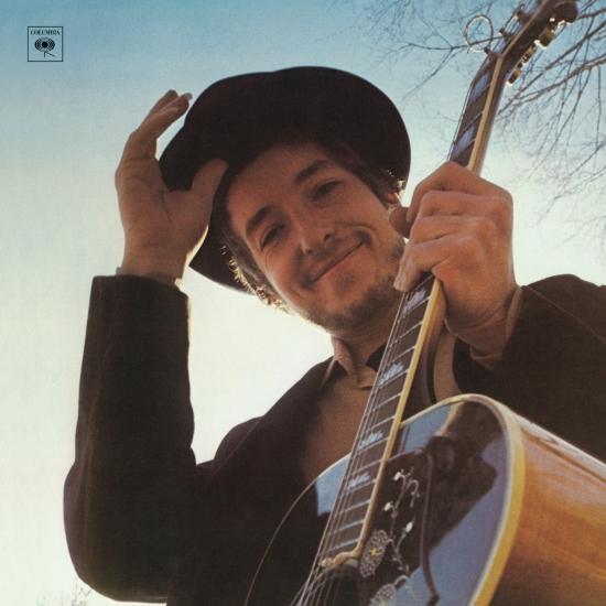 Cover Nashville Skyline (Remastered)