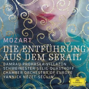 Cover Mozart: Die Entführung aus dem Serail (Live)