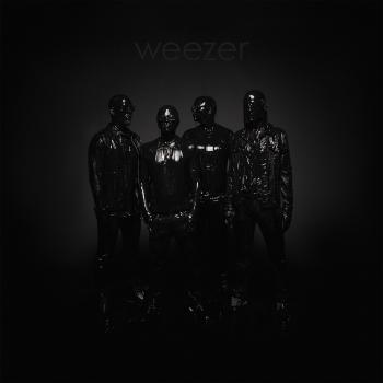 Cover Weezer (Black Album)
