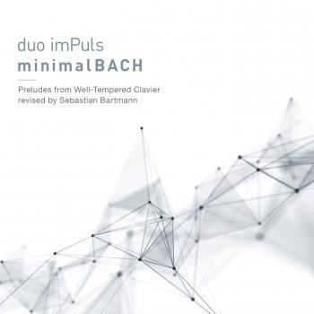 Cover M i n i m a l Bach