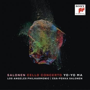 Cover Salonen Cello Concerto