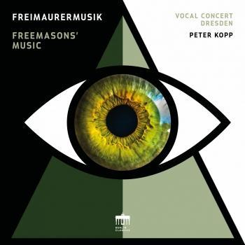 Cover Freimaurermusik