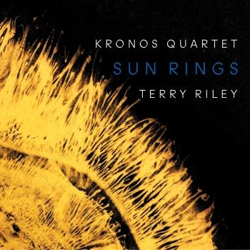 Cover Terry Riley: Sun Rings