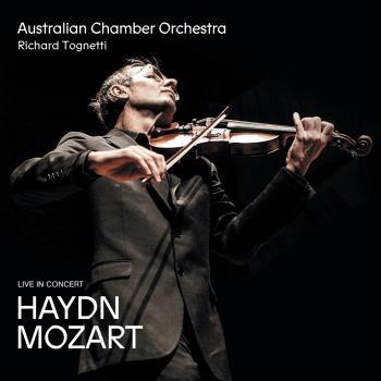 Cover Haydn – Mozart