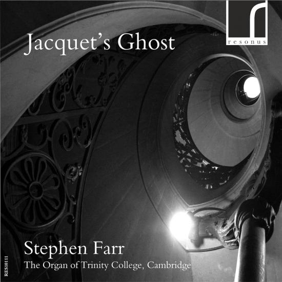 Cover Jacquet's Ghost
