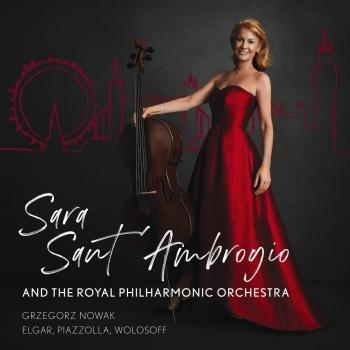 Cover Elgar, Piazzolla, Wolosoff