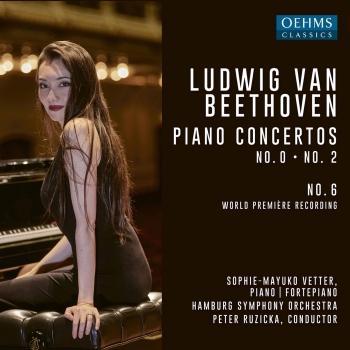 Cover Beethoven: Piano Concertos Nos. 0, 2 & 6