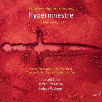 Cover Gervias: Hypermnestre