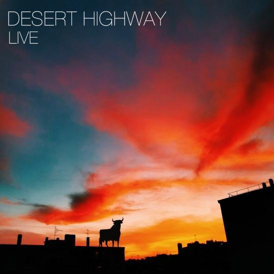 Cover Desert Highway Live