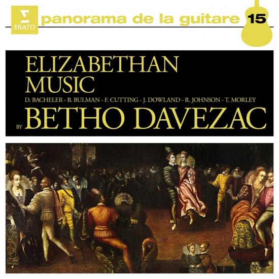 Cover Elizabethan Music (Remastered)