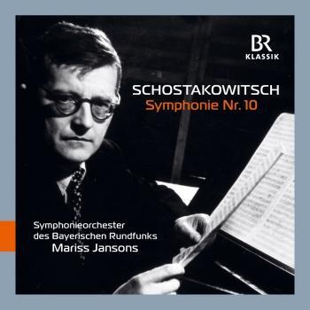 Cover Shostakovich: Symphony No. 10 in E Minor, Op. 93 (Live)