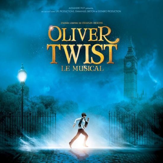 Cover Alon: Oliver Twist (Original Cast Recording)
