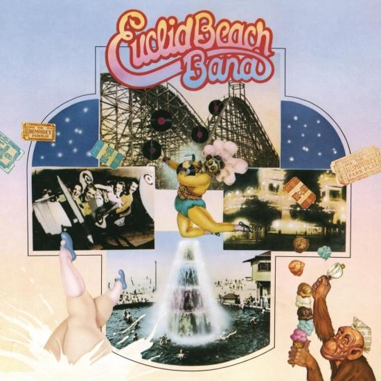 Cover Euclid Beach Band